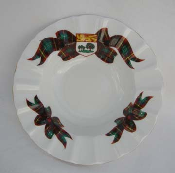 Royal Albert Prince Edward Island Tartan Sweet Dish
