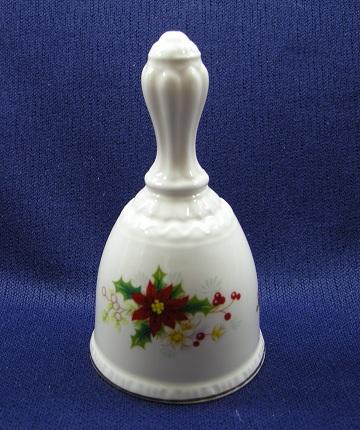 Royal Albert Poinsettia Bell