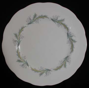 Royal Albert Rendez-Vous Plate - Dinner