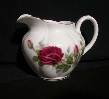 Royal Albert Royal Canadian Rose Creamer - Large