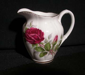 Royal Albert Royal Canadian Rose Creamer - Small