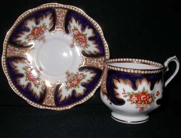 Royal Albert Royalty Cup & Saucer
