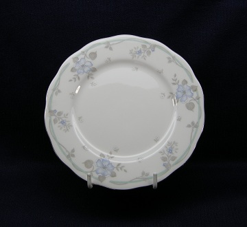 Royal Albert Satin Rose Plate - Bread & Butter