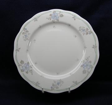 Royal Albert Satin Rose Plate - Salad