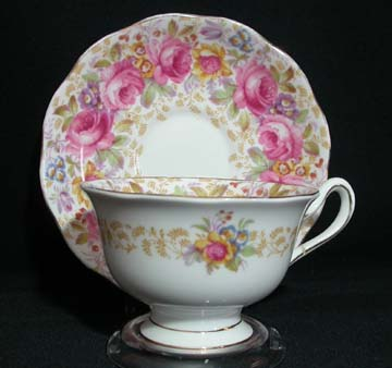 Royal Albert Serena Cup & Saucer