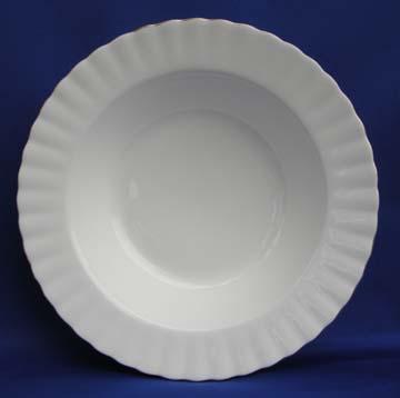 Royal Albert Chantilly - Platinum Bowl - Soup/Rim