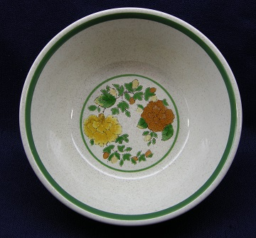 Royal Doulton - Lambethware Autumn Morn  LS 1017 Bowl - Cereal/Soup