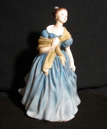Royal Doulton Figurines Adrienne Adrienne - Royal Doulton