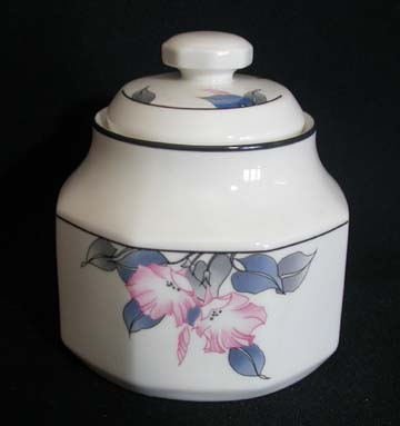Royal Doulton Bloomsbury LS1082 Sugar Bowl & Lid