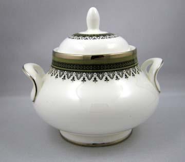 Royal Doulton Braemar Sugar Bowl & Lid