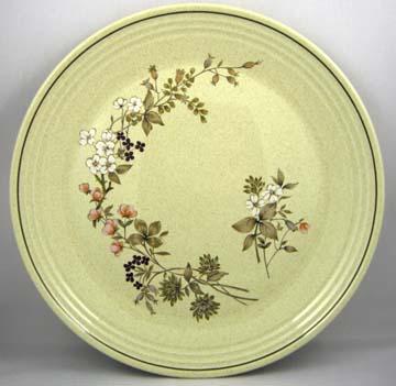 Royal Doulton - Lambethware Bredon Hill LS1045 Plate - Dinner