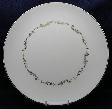 Royal Doulton French Provincial  H4945 Plate - Dinner