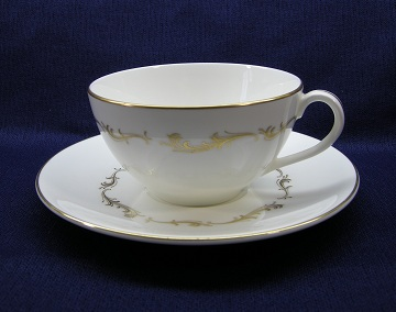 Royal Doulton French Provincial  H4945 Cup & Saucer