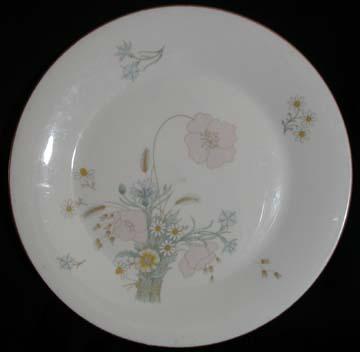 Royal Doulton Flirtation H5043 Plate - Dinner