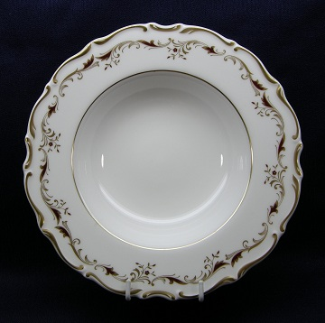 Royal Doulton Strasbourg H4958 Bowl - Soup/Rim