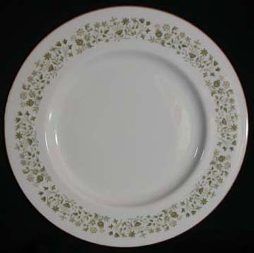 Royal Doulton Westfield TC1081 Plate - Dinner