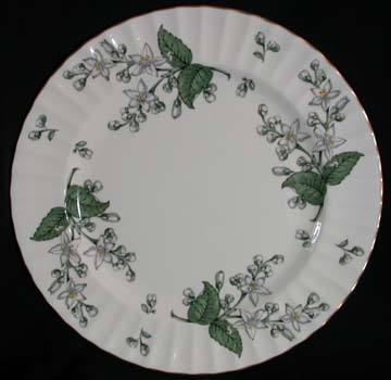 Royal Worcester Valencia  Plate - Dinner