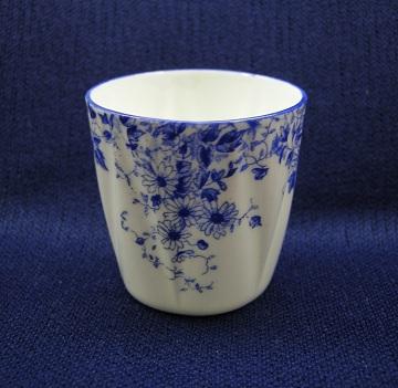 Shelley Dainty Blue Egg Cup