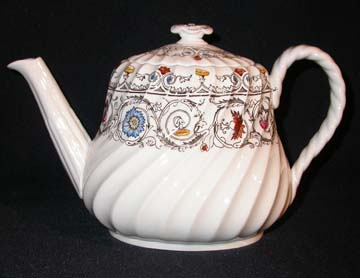 Spode Florence Tea Pot & Lid - Small