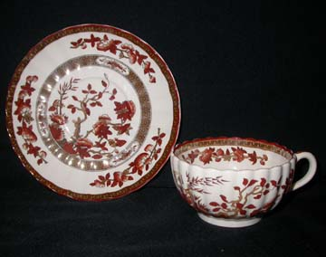 Spode India Tree Cup & Saucer