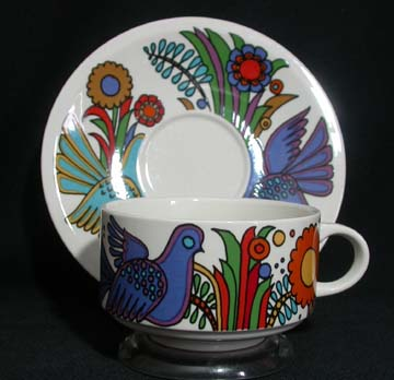 Villeroy and Boch Acapulco Cup & Saucer
