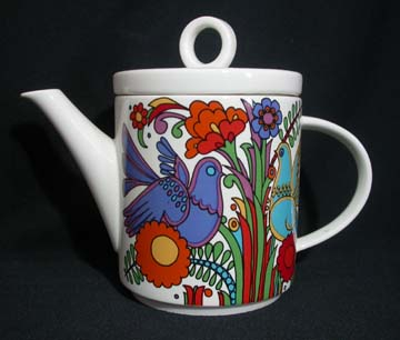 Villeroy and Boch Acapulco Coffeepot & Lid