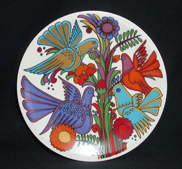 Villeroy and Boch Acapulco Plate - Salad