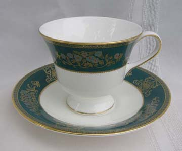 Wedgwood Agincourt  R4513 Cup & Saucer