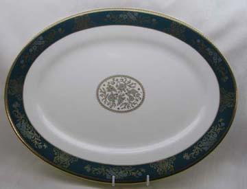 Wedgwood Agincourt  R4513 Platter