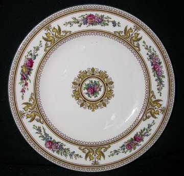 Wedgwood Columbia W595 Plate - Dinner