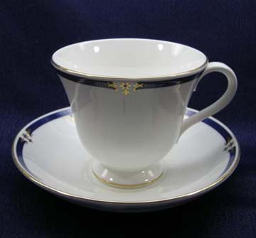 Wedgwood Crestwick Cup & Saucer