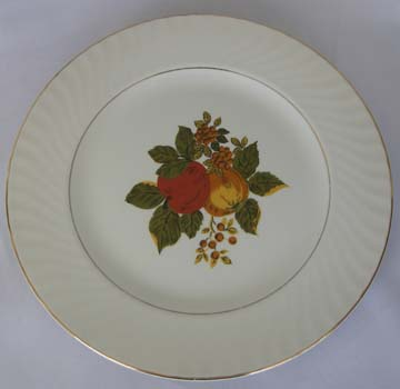 Wedgwood English Harvest Plate - Dinner