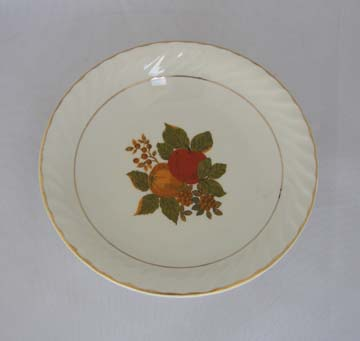 Wedgwood English Harvest Bowl - Fruit Nappie