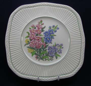 Wedgwood Garden Club Plate
