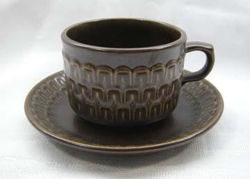 Wedgwood Pennine Cup & Saucer