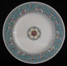Florentine - Turquoise - W2714