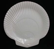 Scallop Shaped Plate