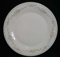 Royal Doulton Stephanie H5092 The Romance Collection Plate - Dinner