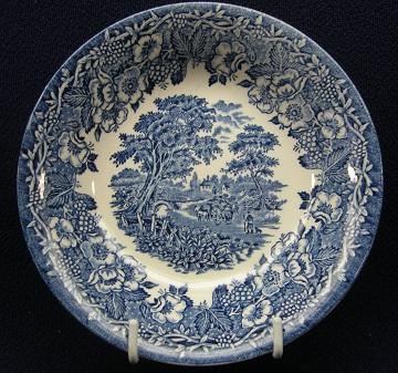 English Ironstone Tableware Ltd. | Robert MacNeil\'s Antiques Eastern ...